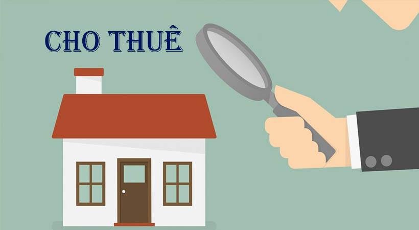 tìm kiếm khách thuê nhà phố