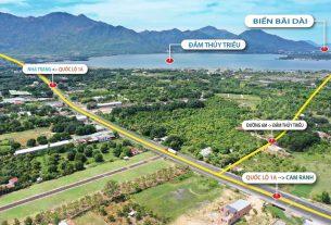 Đất nền đang mở bán thuộc Xã Cam Hải Tây- Cam Lâm -Khánh Hòa