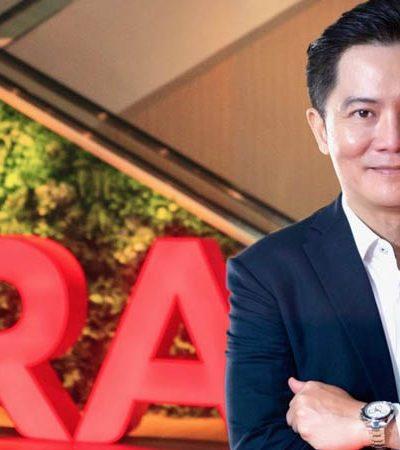 Ông Marcus Chu