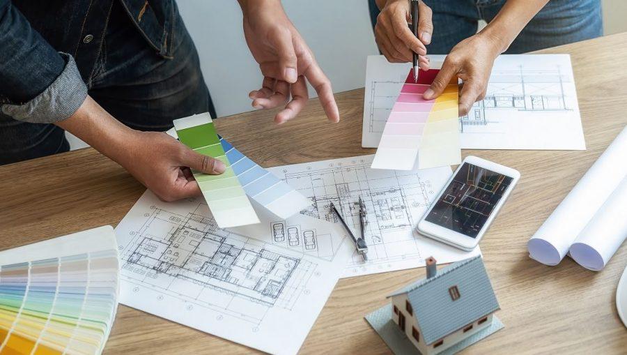 Tìm kiếm công ty thiết kế nội thất gia đình phù hợp