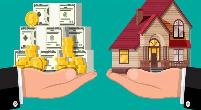 Tiền cọc mua nhà